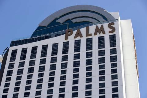 Palms hotel-casino in Las Vegas, 2021. (Erik Verduzco / Las Vegas Review-Journal) @Erik_Verduzco