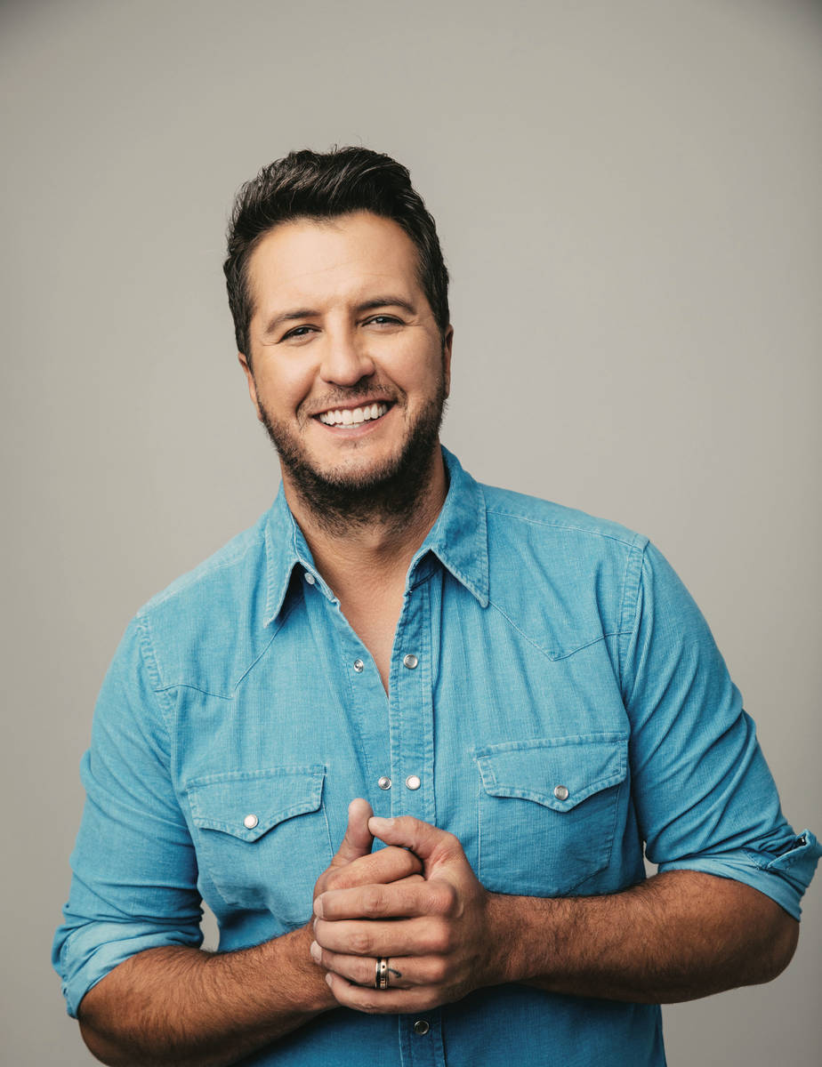 Luke Bryan is set for six dates at The Theatre at Resorts World, Feb. 11-12, 16, 18-20 (Ryan An ...