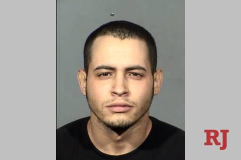 Walther Pina (Las Vegas Metropolitan Police Department)