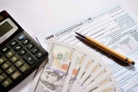 Taxpayers must file their tax return or seek an extension by Wednesday, July 15, or face a pena ...
