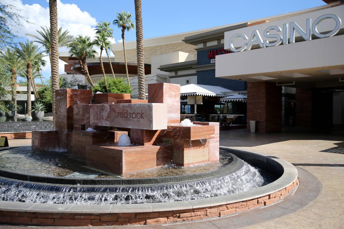 Red Rock Resort in Las Vegas. (Kevin Cannon/Las Vegas Review-Journal) @KMCannonPhoto