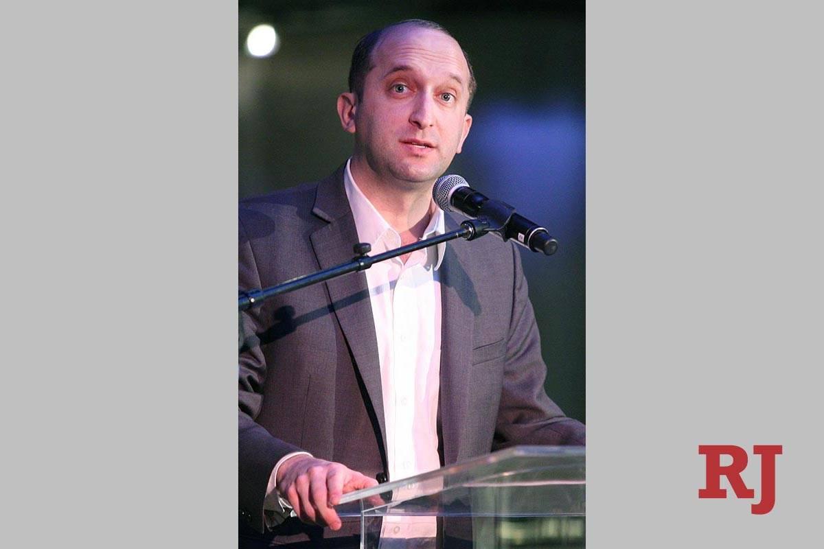 Jason Gastwirth, senior vice president of marketing and entertainment for Caesars Entertainment ...
