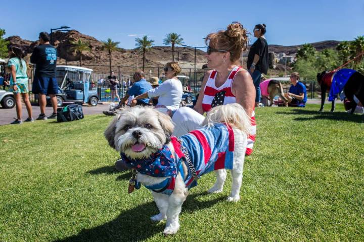 Lake Las Vegas will kick off Memorial Day weekend with its annual Pets & Pancakes event at the ...