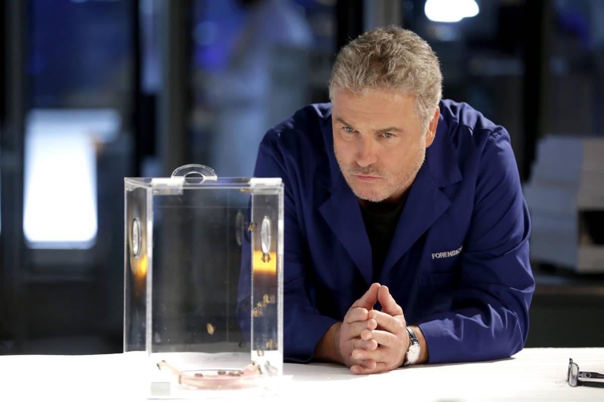 "William Petersen is returning to ""CSI: Vegas"" as Gil Grissom. (Sonja Flemming/CBS)"