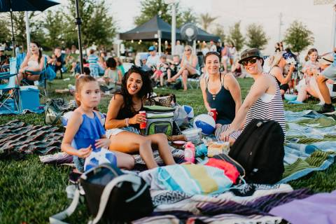 Downtown Summerlin has announced the return of Summerlin Sounds, its summer concert series, sta ...