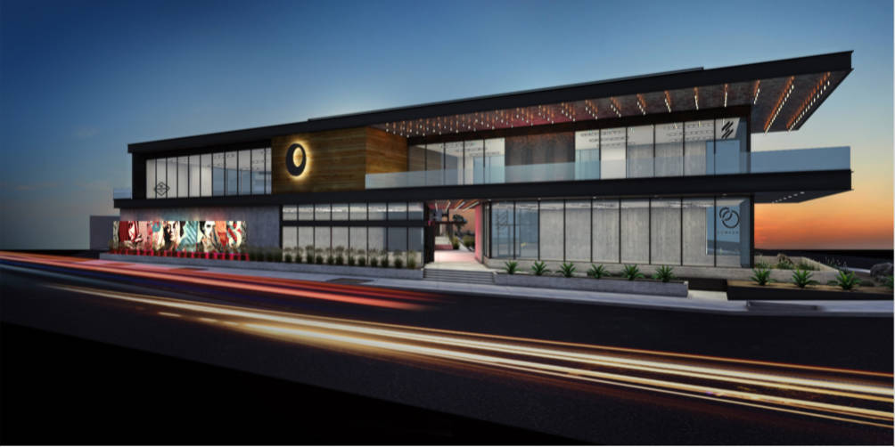 Real estate investor Jonathan Kermani plans to redevelop the vacant former Vickie's Diner and ...