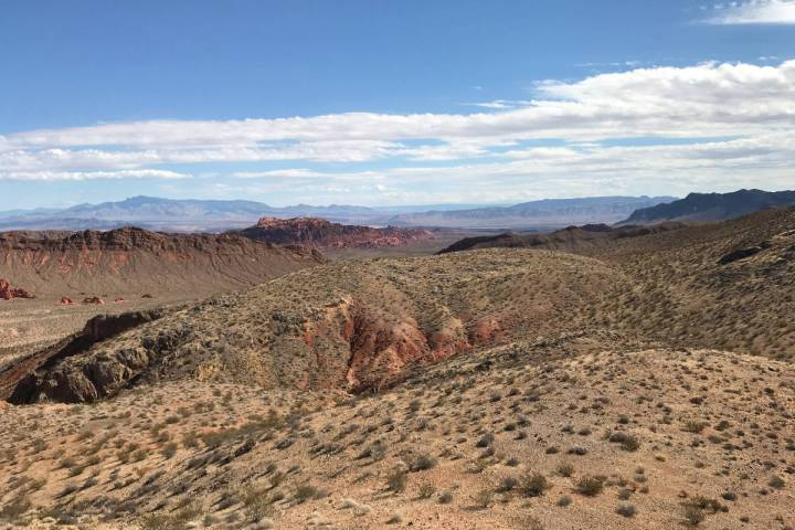 Within this photo are lands administered by the Nevada Division of State Parks where hunting is ...