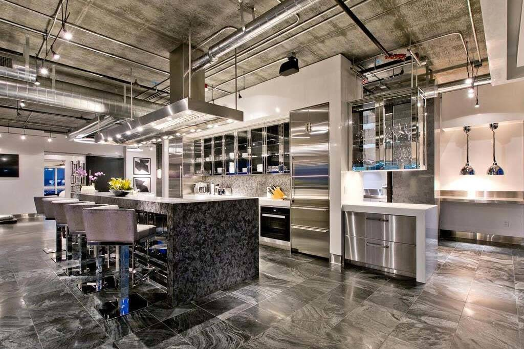 A nearly 13,000-square-foot penthouse in The Martin condo tower, seen here, has sold for $16.25 ...