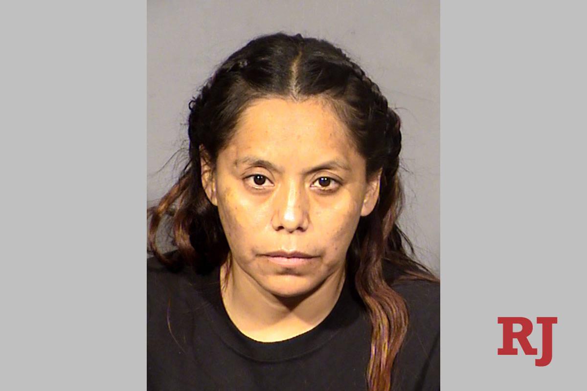 Maria Campos (Las Vegas Metropolitan Police Department)