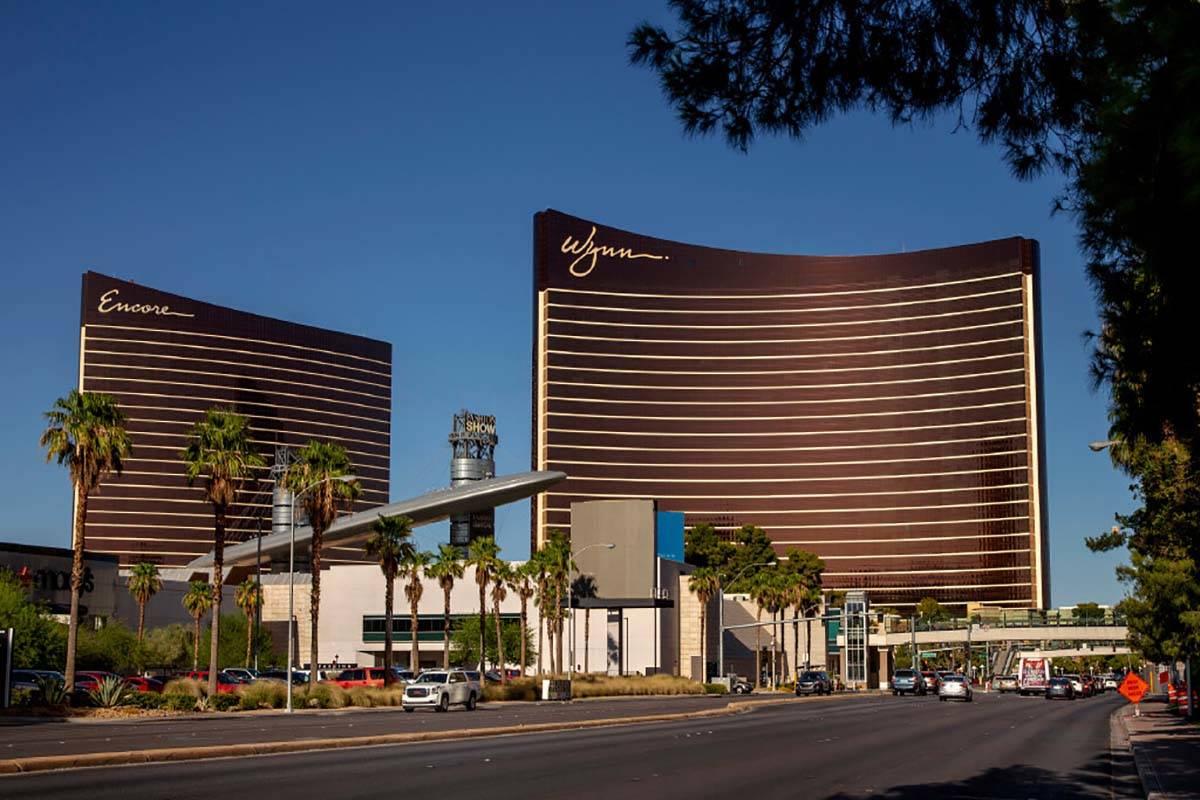 Wynn Resorts announced that it's buffet will reopen on July 1. (L.E. Baskow/Las Vegas Review-Jo ...