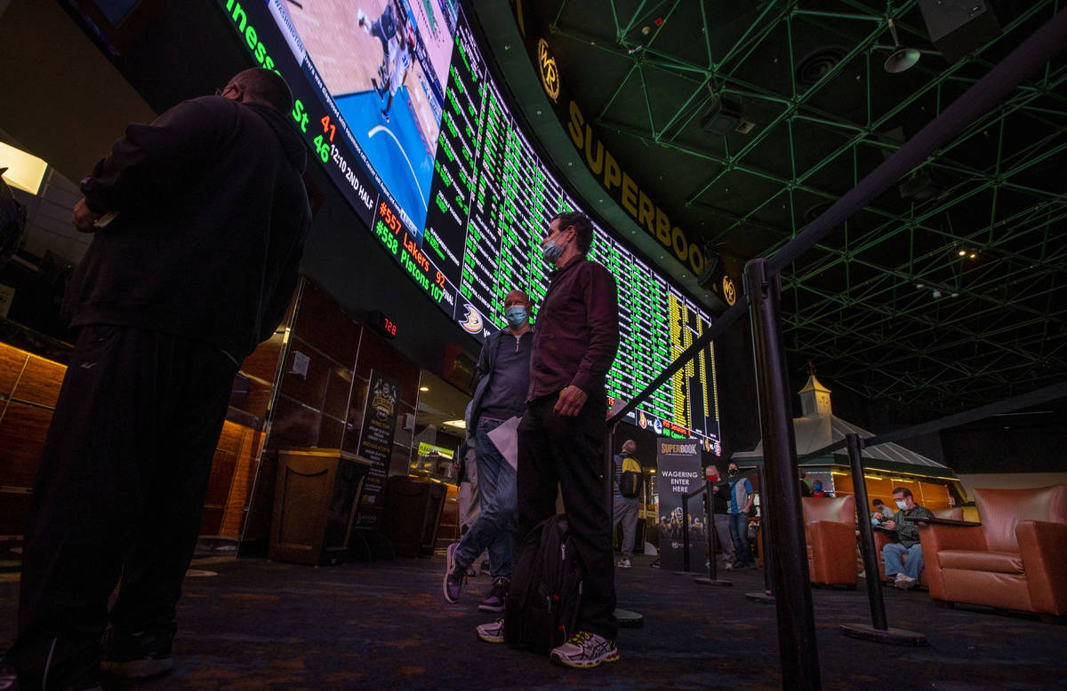 The Westgate sportsbook is making changes to its SuperContest, the longtime premier NFL handica ...