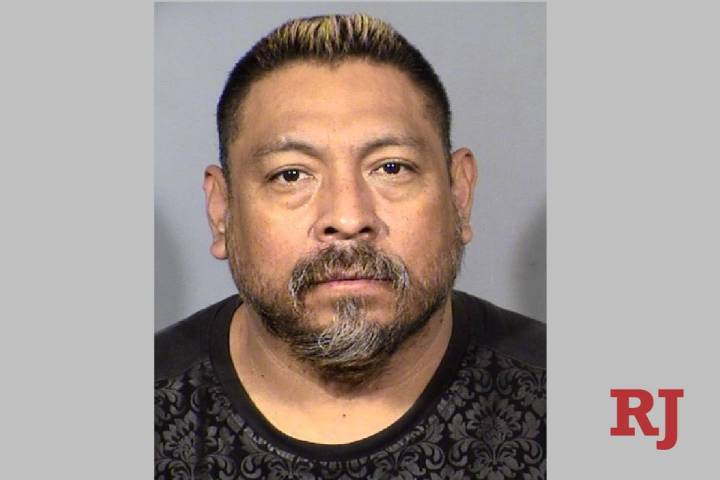 Jose Rangel (Las Vegas Metropolitan Police Department)