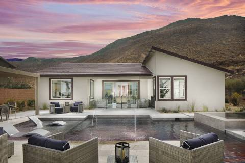 Tri Pointe Homes Tri Pointe Homes offers two neighborhoods in Summerlin - both in stunning loca ...