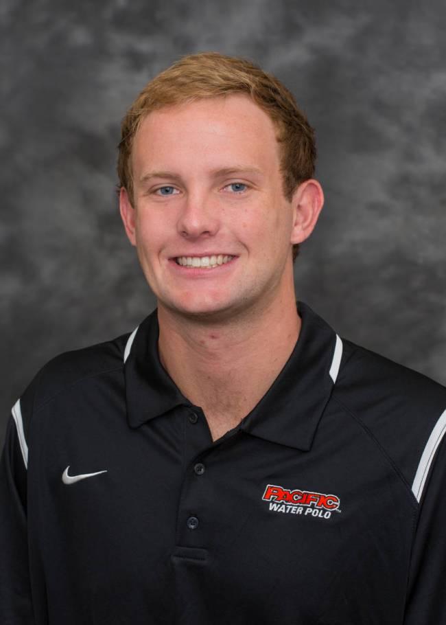 Ben Stevenson. (Pacific Athletics)