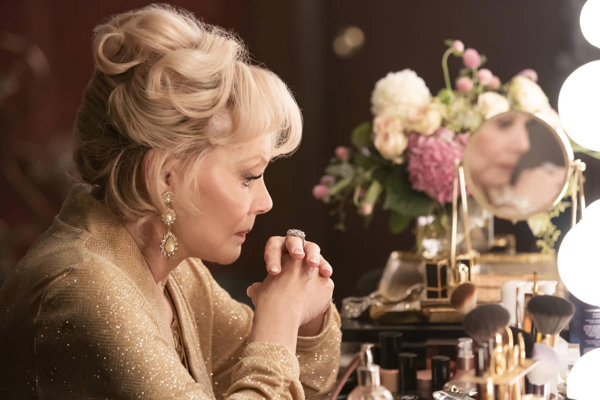 """Jean Smart stars as Deborah Vance, beloved comedian and """"Queen of Las Vegas,"""" in the HBO Ma ..."""