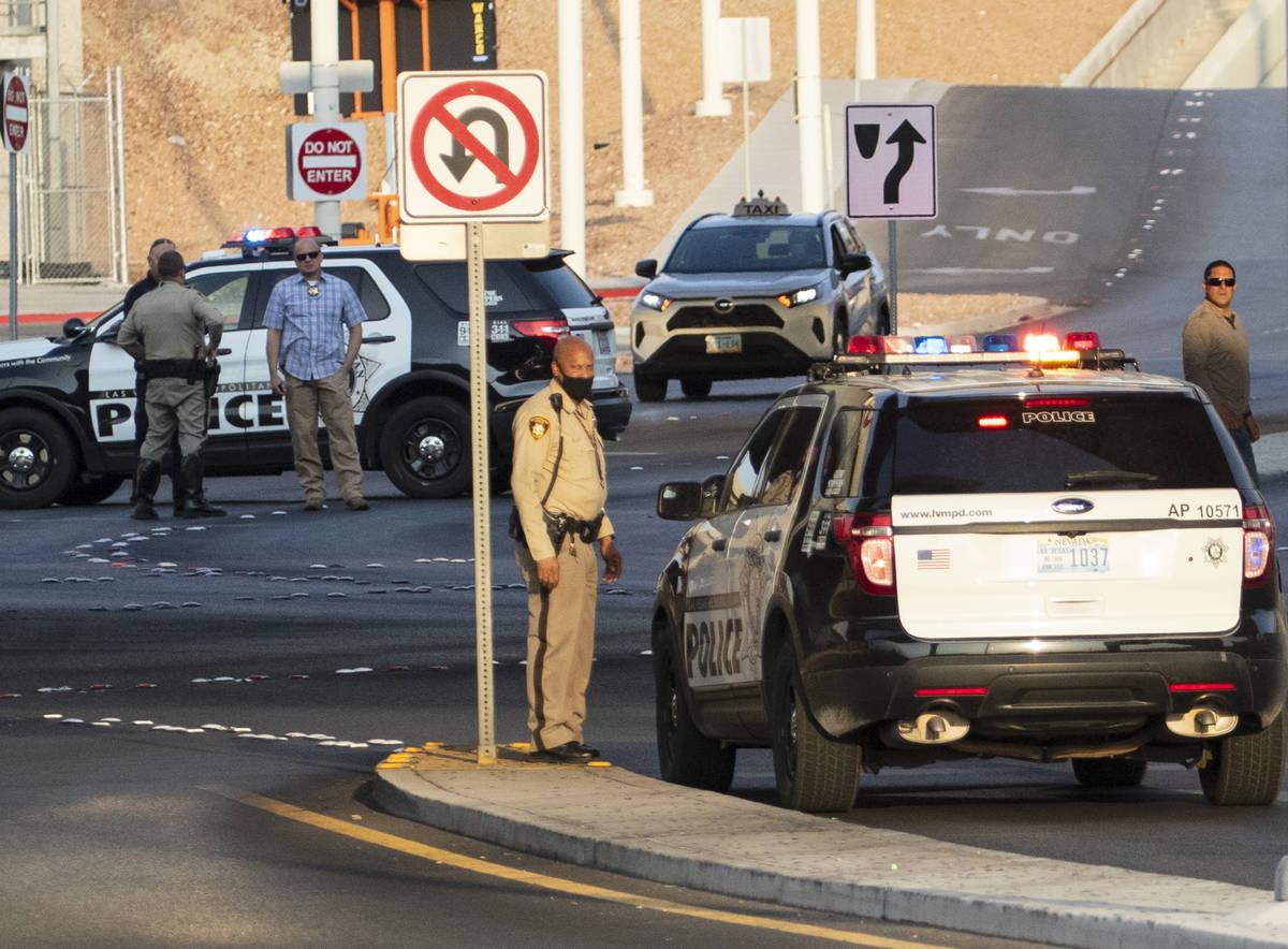 The Metropolitan Police Department is investigating a fatal crash at McCarran International Air ...