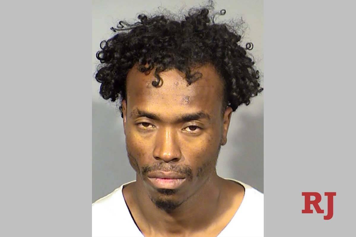 Demante Bruce (Las Vegas Metropolitan Police Department)