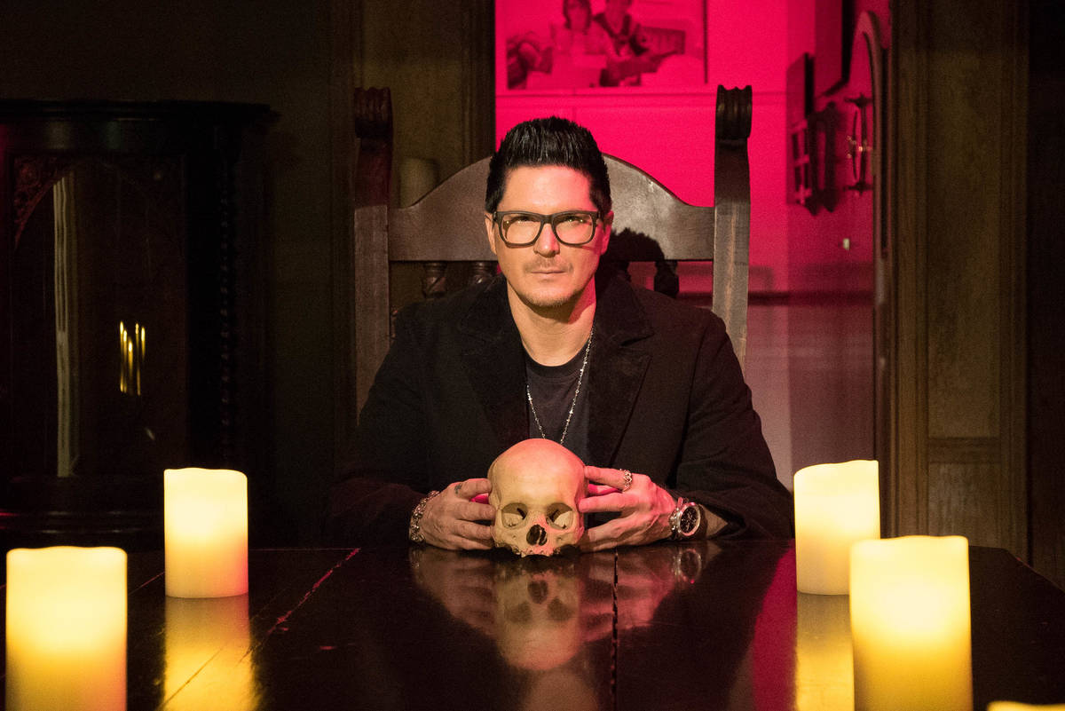"""Zak Bagans returns with new episodes of """"Ghost Adventures."""" (Discovery+)"""