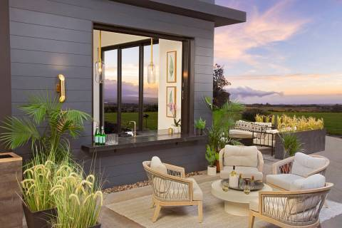 Entertain more easily by connecting your outdoor deck, pool or patio to the inside of your home ...