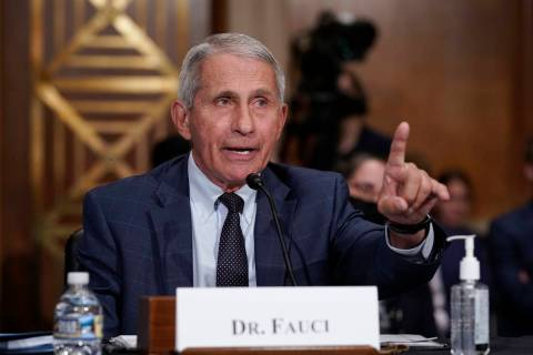 Top infectious disease expert Dr. Anthony Fauci responds to accusations by Sen. Rand Paul, R-Ky ...