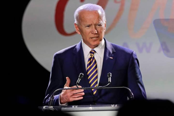 President Joe Biden. (AP Photo/Frank Franklin II)