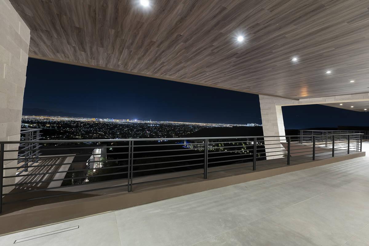 The balcony. (Kristen Routh-Silberman)