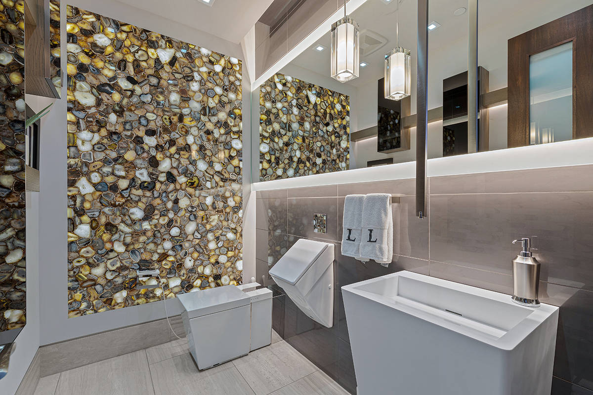 The master bath. (The Ivan Sher Group)