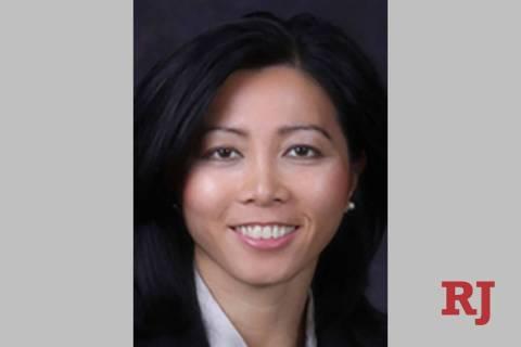 U.S. District Judge Miranda Du of Reno (Las Vegas Review-Journal file)