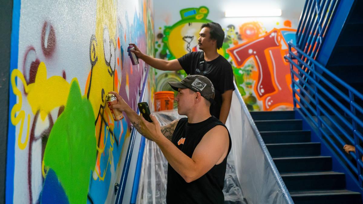 Graffiti Park (Shawn Maguire)