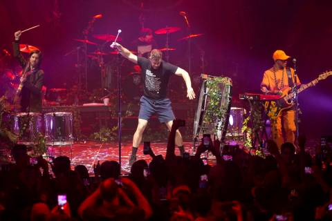 """Imagine Dragons' upcoming show is part of the Wal-Mart sponsored """"Homecoming Concerts"""" series. ..."""