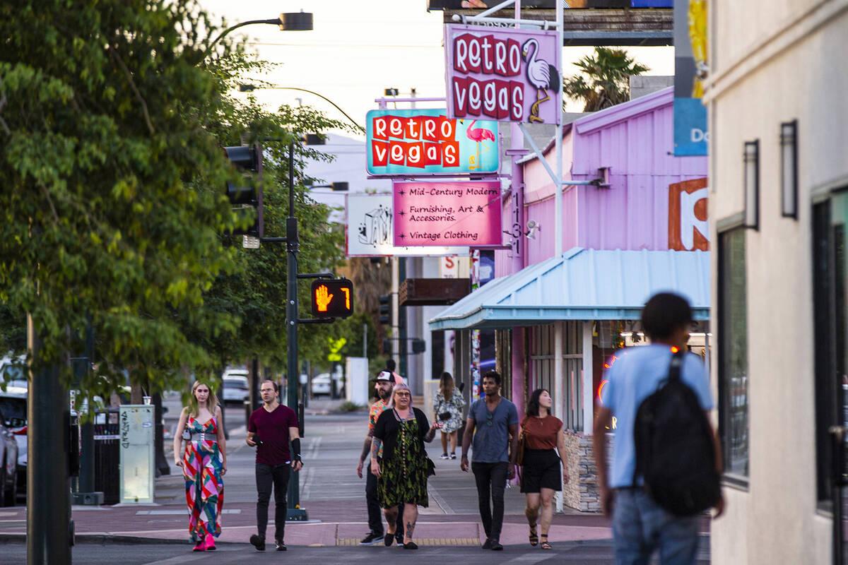 (Chase Stevens/Las Vegas Review-Journal) @csstevensphoto