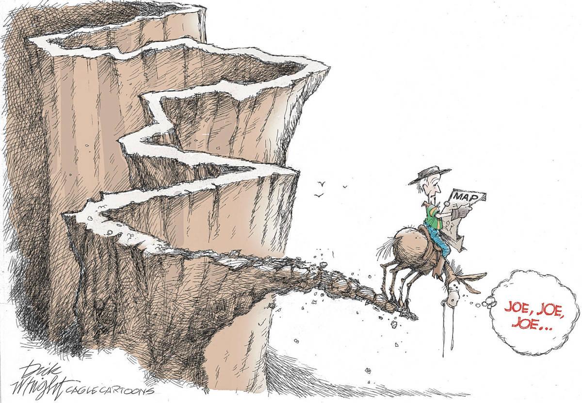 Dick Wright PoliticalCartoons.com