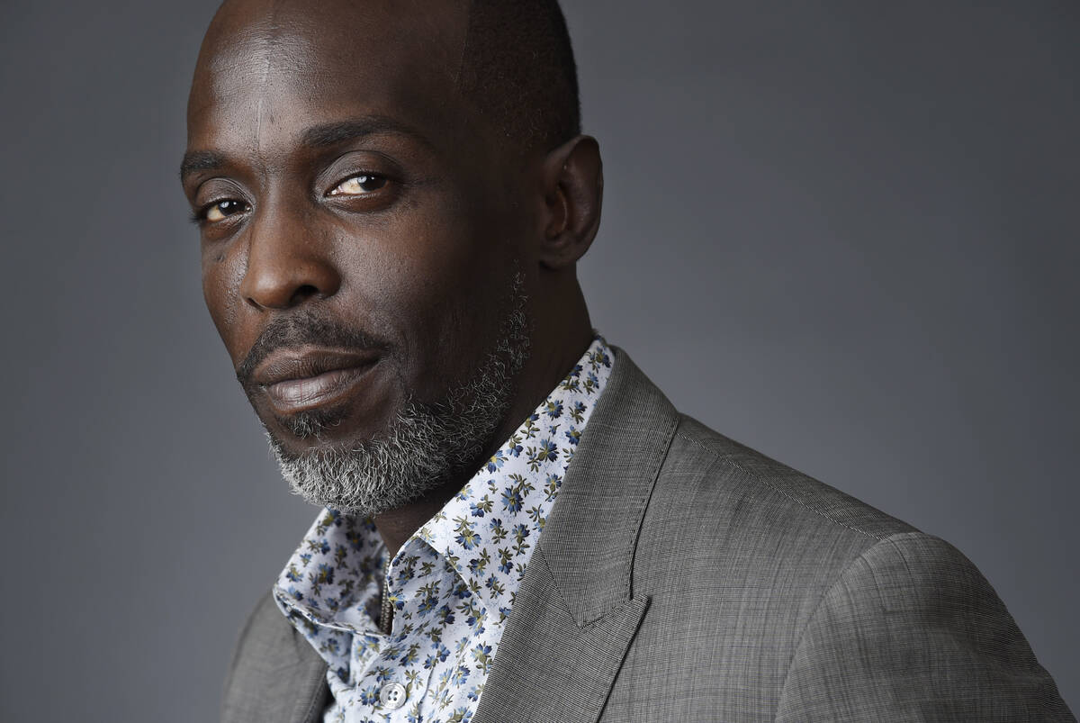 FILE - In this Saturday, July 30, 2016, file photo, Michael Kenneth Williams, a cast member in ...