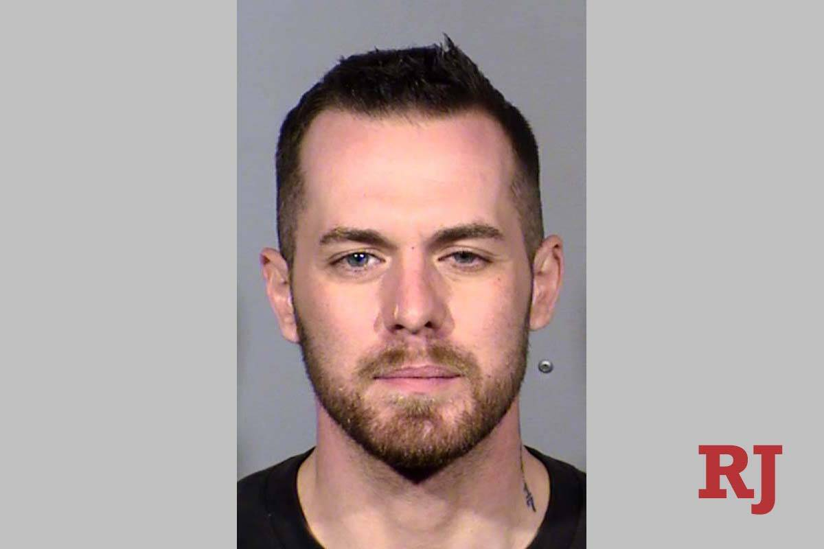 Alexander Buzz (Las Vegas Metropolitan Police Department)