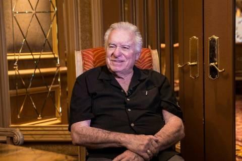 Westgate owner David Siegel discusses his memories of Elvis Presley at Westgate in Las Vegas in ...