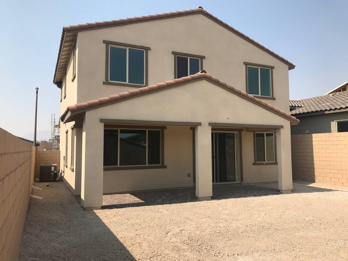 The proceeds of a home sale at Ridgeview in the Skye Canyon master planned community will suppo ...
