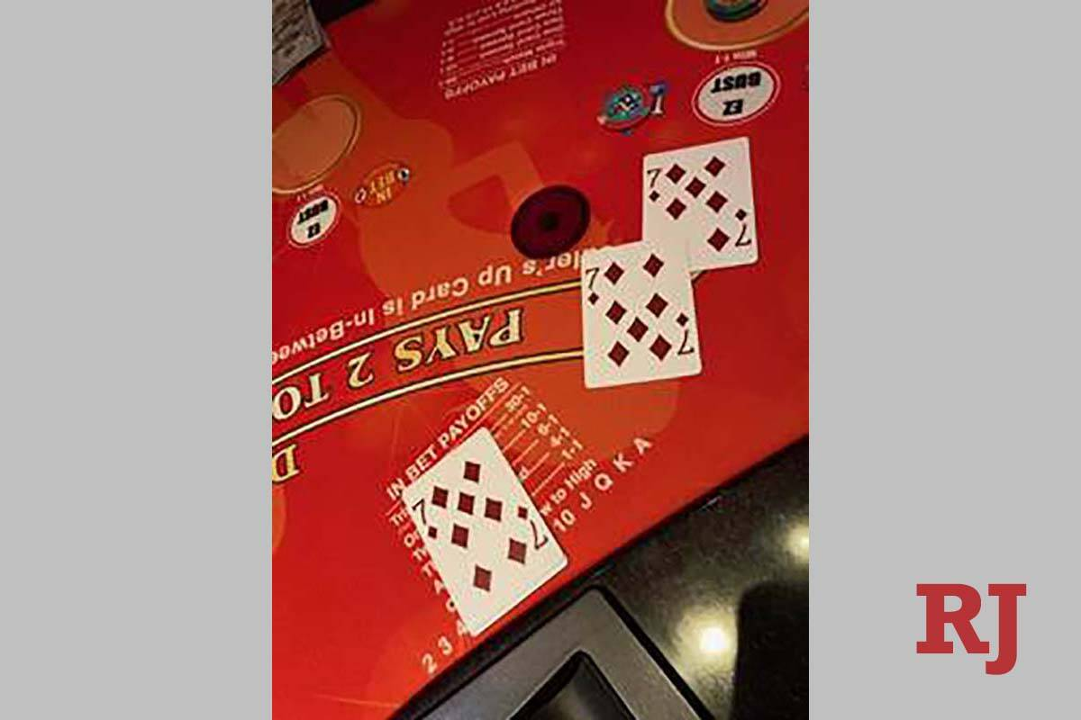 An unidentified guest won $132,062 at Planet Hollywood Resort on Wednesday. (Caesars Entertainment)