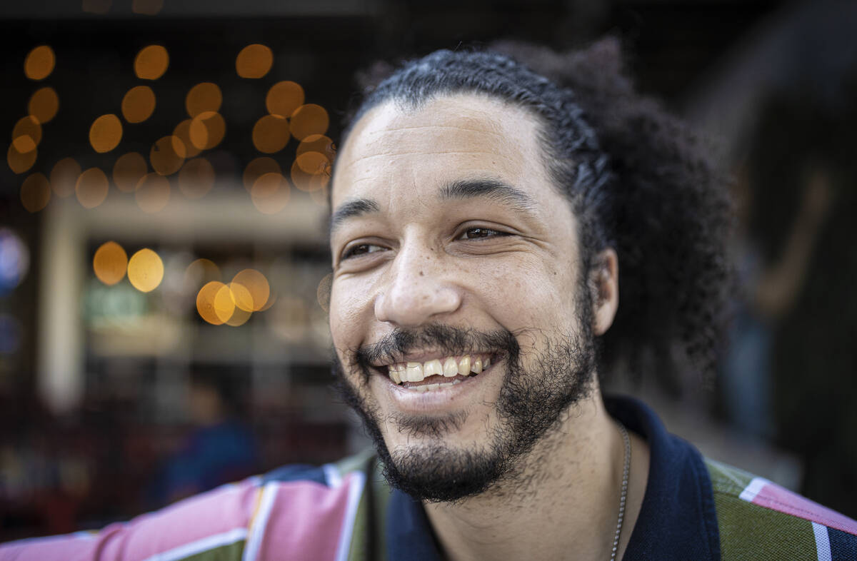 Front of house supervisor Stevan McName at Makers & Finders on Wednesday, Sept. 15, 2021, i ...