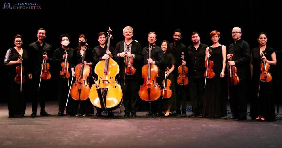 Las Vegas Sinfonietta (Gabriella Benavidez)