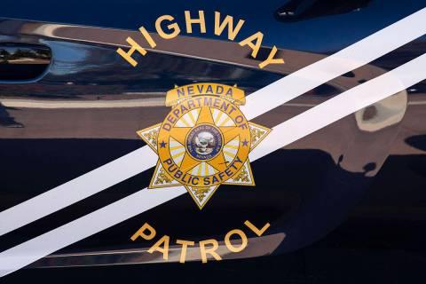 Nevada Highway Patrol (Bizuayehu Tesfaye/Las Vegas Review-Journal) @bizutesfaye