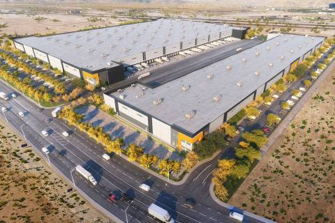 Matter Real Estate Group announced this week that it acquired more than 40 acres near Las Vegas ...