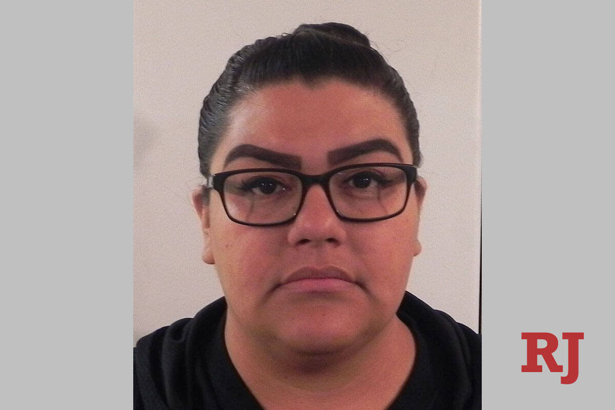 Angelica Aguilar (Nevada Department of Corrections)