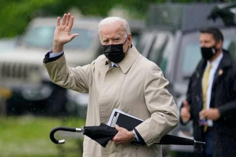 President Joe Biden. (AP Photo/Patrick Semansky)