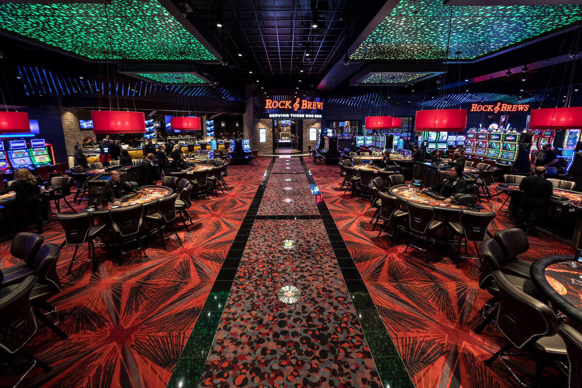 San Manuel Casino in Highland, California. (San Manuel Casino)