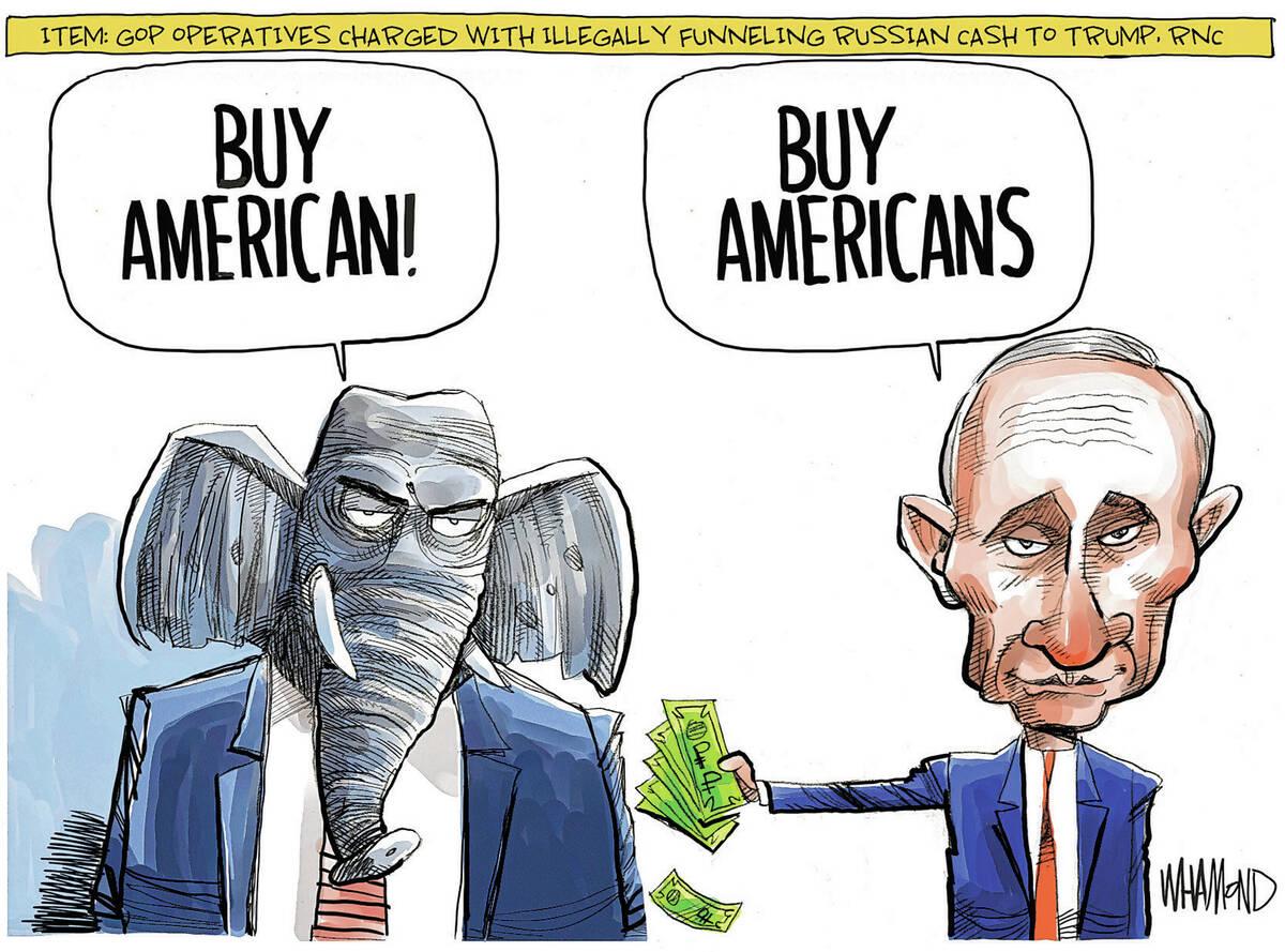 Dave Whamond PoliticalCartoons.com