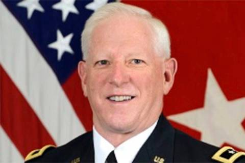 "Nevada Army National Guard Maj. Gen. Robert ""Bob"" Herbert. (Photo provided)"