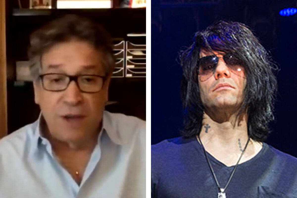 Veteran entertainment visionaries Franco Dragone and Criss Angel are collaborating in a new ven ...