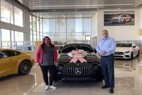 Fletcher Jones Automotive Group's Drive for a Cause helped raise nearly $60,000 for Susan G. ...