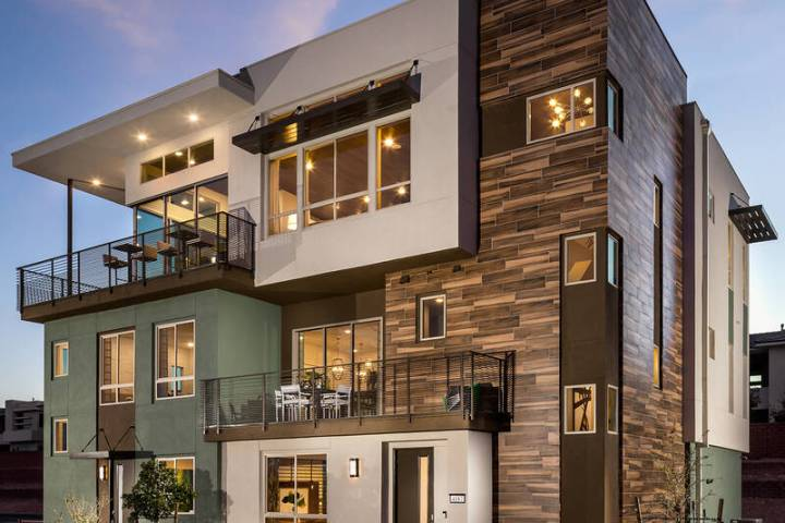 Trilogy by Shea Homes in the village of South Square is one of several neighborhoods in Summerl ...