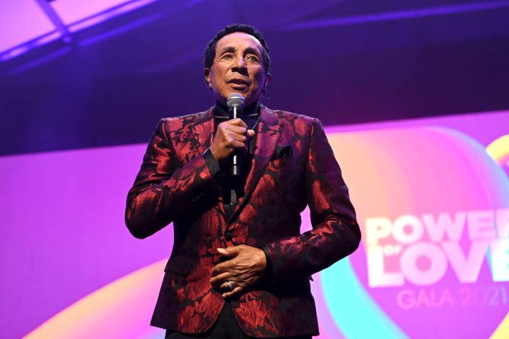 Smokey Robinson attends the 25th annual Keep Memory Alive 'Power of Love Gala' benefit for the ...